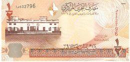 BAHRAIN 1/2 DINAR 2007 PICK 25 UNC - Bahrein