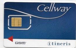 Carte GSM  ITINERIS - France