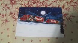 COCA COLA PUB CARD PUBLICITAIRE L1996 - Cartes Postales
