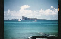 712Ma  Tahiti Photo Originale (17cm X 11cm) Bateaux Voiliers En Bord De Mer - Tahiti