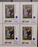 Block 4 Vietnam Viet Nam MNH Stamps 1993 : World Philatelic Exhibition / Art Paintings Of Henry Rousseau (Ms666) - Vietnam