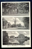 Gruss Aus Miesterharst, Kr. Gardelegen / Postcard Circulated, 2 Scans - Germania