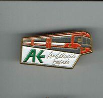 Pin Tren Andalucia Express,  Spain Tgv Train - TGV