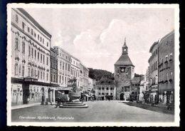 Oberdonau Vocklabruck Hauptplatz / Postcard Not Circulated, 2 Scans - Österreich