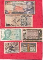Pays Du Monde 10 Billets état Voir Scan  Lot N °436 (3) - Coins & Banknotes
