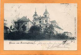 Gruss Aus Sonntaggsberg 1903 Postcard - Sonntaggsberg