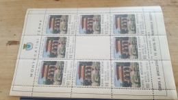 LOT 388022 TIMBRE DE ITALIE NEUF** VIGNETTE BLOC - Italy