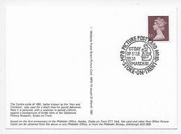Midland Postal Board - Card MPB 10 - Postmark Collection