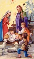 Santino NATIVITÀ, Marcato CIGNO U/125 - PERFETTO P8- - Religione & Esoterismo