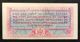 Usa Etats-Unis, 5 Cents Type Series 471  LOTTO 450 - Military Payment Certificates (1946-1973)