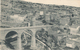 34 // MINERVE   Vue Générale Et Le Pont - France