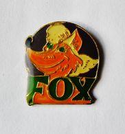 Pin's Renard Fox - 43R - Animals