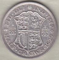 Grande Bretagne . ½ Crown 1929 . George V. En Argent - 1902-1971 : Post-Victorian Coins