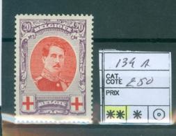 134A Xx - 1914-1915 Red Cross