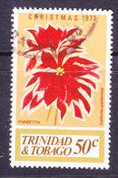 Trinidad & Tobago 1977 Mi. 361      50 C Weihnachten Christmas Jul Noel Natale Navidad Weihnachtssterne - Trinidad & Tobago (1962-...)