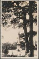 Alameda Gardens, Gibraltar, C.1920s - RP Postcard - Gibraltar