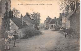 45 - LOIRET / 454194 - Nevoy -  La Rentrée à L'école - France