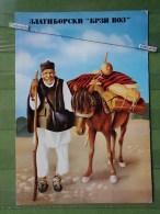 KOV 852 - HORS, HORSE, CHEVAL, ZLATIBOR, SERBIA - Paarden