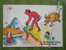 KOV 852 - COMICS, BULL, CHAMPIGNON - Fumetti
