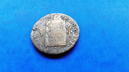 FRANKREICH 1 Sol Aux Balances 1793 W Lille - 1789 – 1795 Monedas Constitucionales