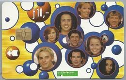 NL.- Telefoonkaart. 10 Gulden. Soaps. 1997 Grundy / Joop Van Der Ende Productions. A817 - Telefoonkaarten