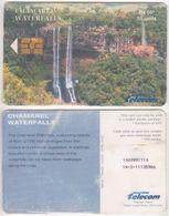 208/ Mauritius; P31. Chamarel Waterfalls - Mauritius