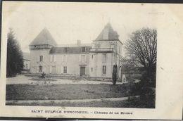St-Sulpice-d'Excideuil - Château De La Rivière - France