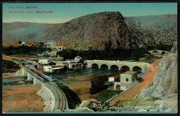 RB 1198 -  Early Postcard - Dog River Beyrouth Beirut Syria Lebanon - Middle East - Lebanon