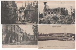 LR54 / Lot Environ 560 Cpa,cpsm Et Cpm De MEURTHE ET MOSELLE (voir Déscriptif) - Postcards