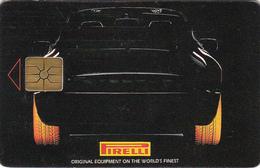 Czech Phonecard Pirelli  Superb Fine Used - Czechoslovakia