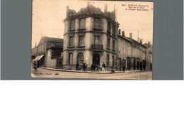 Cpa 16 Ruelle (charente) Rue De La Gare Et Avenue Jean Jaures - Frankrijk