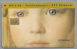 NL.- Telefoonkaart. PTT Telecom. 2,50 Gulden. PRETTIGE KERSTDAGEN EN EEN GELUKKIG NIEUWJAAR. C818 - Kerstmis