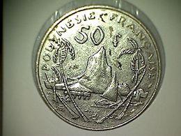 Polynesie - Tahiti 50 Francs 1991 - Polinesia Francese