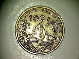 Polynesie - Tahiti 100 Francs 2007 - Polinesia Francese