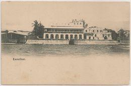 CPA - Carte Postale Tanzania - Zanzibar - Stone Town - Sea Front - Harbor - Postcard - Tanzania