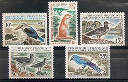 SERIE OISEAUX N° 329 à 333 N* - Collections, Lots & Series