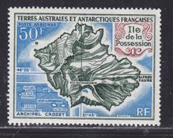 TAAF AERIENS N°   23 ** MNH Neuf Sans Charnière, TB (D5365) Ile De La Possession - Poste Aérienne