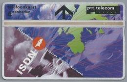 NL.- Telefoonkaart. PTT Telecom. 4 Eenheden. ISDN. Integrated Services Digital Network. 327A. - Telecom