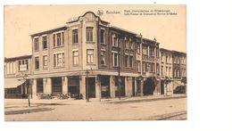 Antwerpen Berchem Hoek Dixmuidenlaan En Zillebekelaan Met Postzegel 1938 - Antwerpen