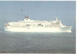 CPM BATEAUX PAQUEBOY TRANSBORDEUR CORSE - Fähren