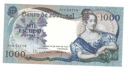 Portugal - 1000 Escudos (1000$00) 1967 - XF/SUP - Portugal