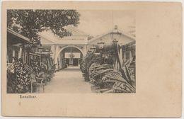 CPA - Carte Postale Tanzania - Zanzibar - God Bless Our Empress Queen - Postcard - Tanzania