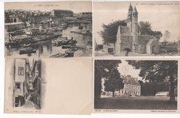 LR58 / Lot D'environ 1630 Cpa,cpsm Et Cpm Du FINISTERE (voir Déscriptif) - Postcards