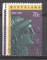 Pays-Bas 1992  Mi.nr: 1443 Gesellschaft Für Numismatik  Oblitérés / Used / Gestempeld - 1980-... (Beatrix)
