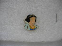 Pin's Portrait De Blanche Neige - Disney