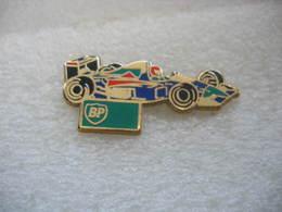 Pin's Formule 1, Partenaire Combustibles BP. Série Limitée à 1000 Ex - F1