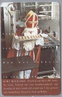 NL.- Telefoonkaart. PTT Telecom. 10 Gulden. Sinterklaas. Recept Pepernoten. A427 - Telefoonkaarten