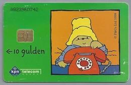 NL.- Telefoonkaart. PTT Telecom. 10 Gulden. Paddington 1958 - 1998. A822 - Stripverhalen