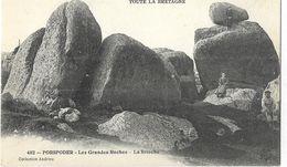 Porspoder - Les Grandes Roches - La Brioche - France