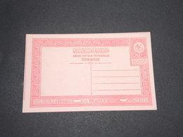 TURQUIE - Entier Postal Non Circulé- 14027 - 1858-1921 Empire Ottoman